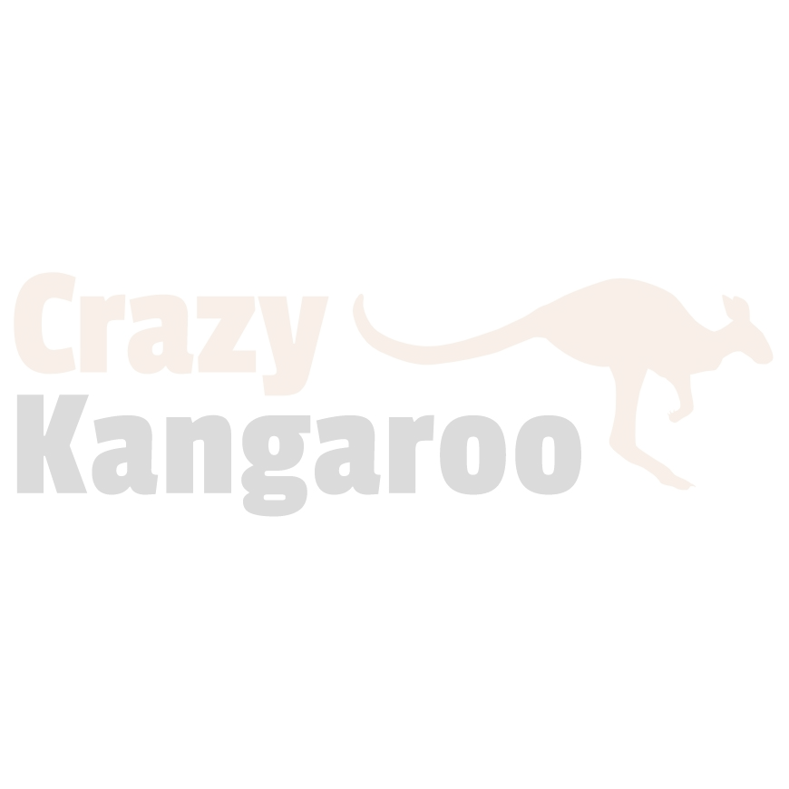 Brother Original Tze-221 9mm Laminated Tape - White/Black - CH